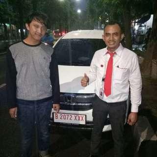 Honda mobilio E cvt tanpa Dp
