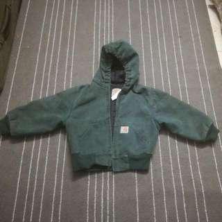 Carhartt Hoodie Jacket