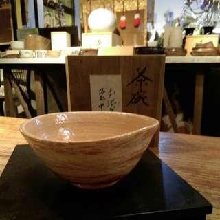 鳴海黨日本手工茶碗