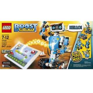LEGO 17101 BOOST Creative Toolbox  ( 22 % OFF ) - Last 2