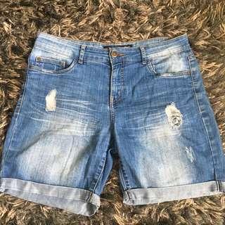 Jay Jays denim shorts