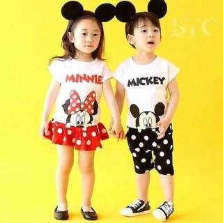 Mickey & Minnie Sets