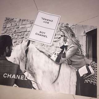 💯 Authentic Chanel Posters