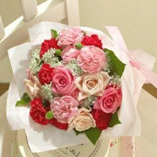 Pinky Richness Baby Girl Bouquet - Jemwela