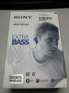 Sony MDR-XB50BS (Blue) original
