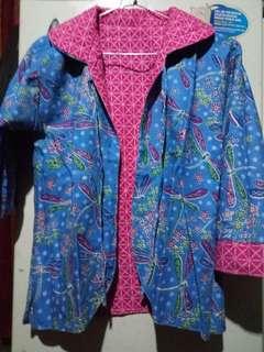 Kardugan batik 2 warna