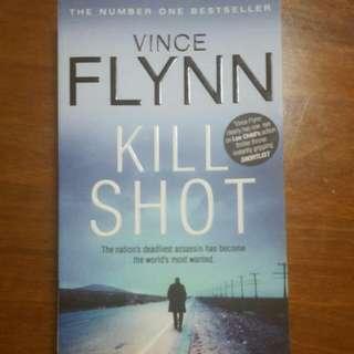 Vince Flynn - Kill Shot (thriller)