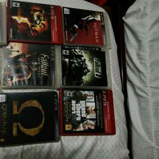 PS3 Games rush sale (Pls Read description below)