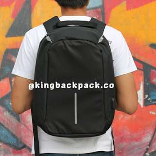 Backpack anti thief