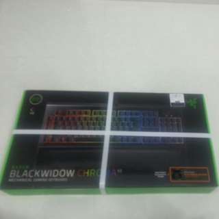 Brand New Razer Blackwidow Chroma V2