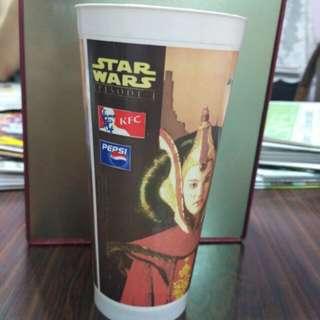 Star Wars Episode 1 Tumbler Bust Cup - Kfc Pepsi