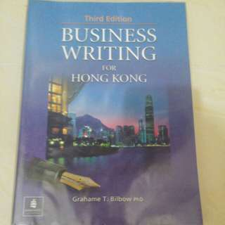 Business Writing (3rd edition)