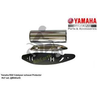 RXZ HLY Catalyser Exhaust Protector set (3 pcs)