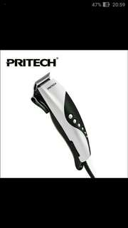 Pritech® PR-705    8in1 Accessories              Professional Hair Clippers/Trimmer                                       for Child & Family