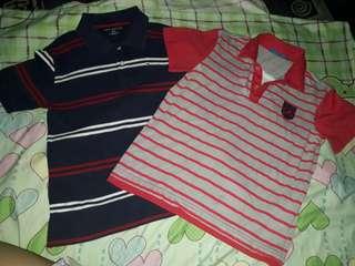 2 pcs polo shirt