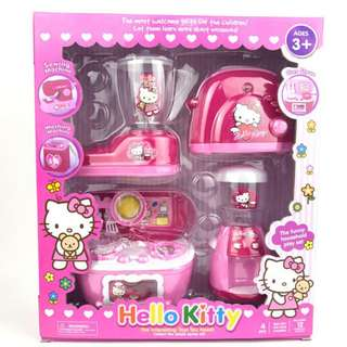 Hello Kitty Household Bakery Housekeeping Cooking Toys Set (3 design)