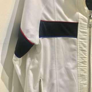 Zara jacket fits small