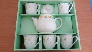 茶壺杯具組