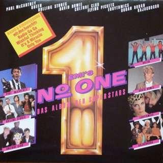 Various – EMI's No One - Das Album Der Superstars Vinyl LP