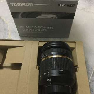 Tamron AF 17-50mm f/2.8 XR Di ll VC Made in Japan