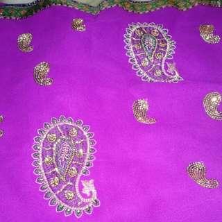 Sari cloth (6)