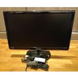 """24"""" Samsung SyncMaster SA350 LED Monitor"""