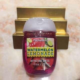 Watermelon Lemonade Anti Bacterial Hand Gel