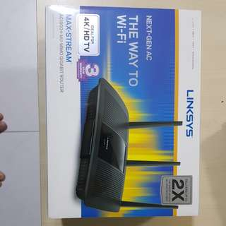 Linksys EA7500 AC1900 Router