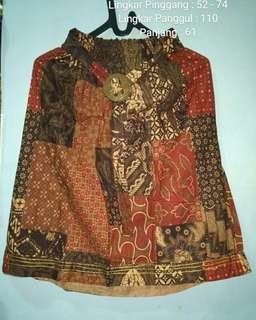 Rok Batik Cantik