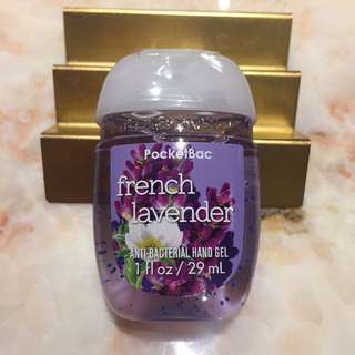 French Lavender Anti Bacterial Hand Gel