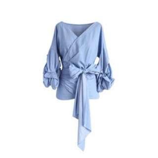 Kimono Wrap by Alisyalba