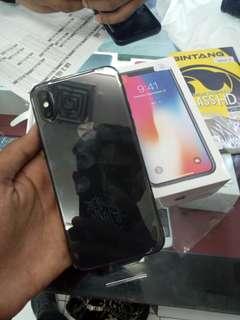 Kredit Iphone X 64GB Grey Proses Cepat