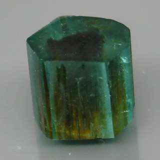 2.60Ct. Natural Crystal Greenish Tourmaline