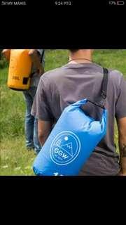 Bag kalis air 15Liter(waterproof) with free postage poslaju