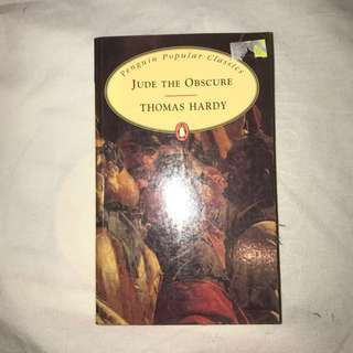 GIVEAWAY! Jude The Obscure by Thomas Hardy