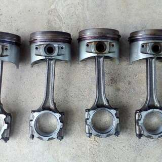 PISTON FOR ENGINE 4G63T
