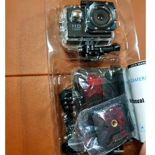 男生No.4 Sports cam Full HD 1080p