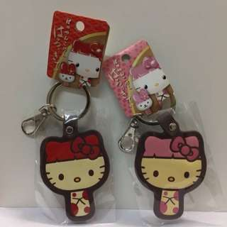 Hello Kitty 鎖鑰扣