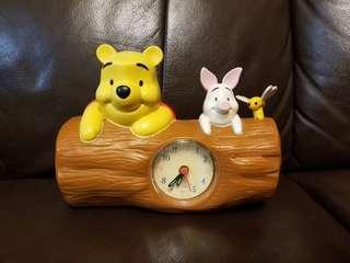 Winnie the pooh 鐘