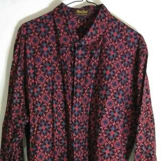 Batik Pria Danar Hadi, big size