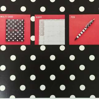 To b by agnis b Schedule Book set