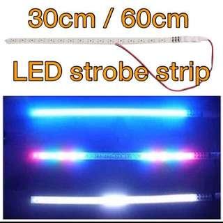 Flashing LED Strip