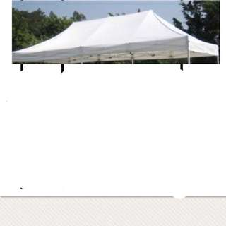 Tent cover only, 10x20, 5pcs