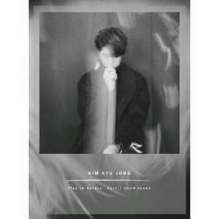 [PREORDER] Kim Kyujong - Play In Nature Part. 3 Snow Flakes