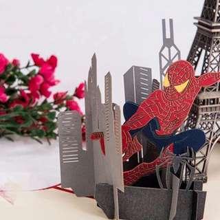 3D祝賀卡