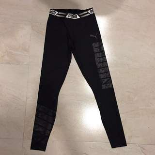 PUMA運動legging(可休閒穿搭)