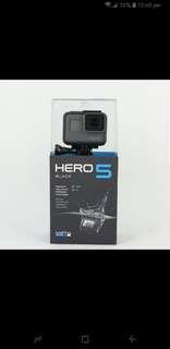 Bramd new GoPro Hero 5 Black