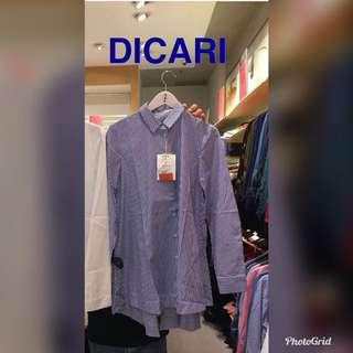 Dicari stradivarius stripes size S atau M. Zara mango chanel h&m uniqlo bershka new look vnc charles & keith giordano lv gucci bershka pull & bear nike adidas