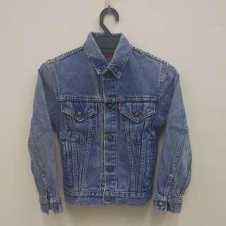 Vintage Levis Toddler Denim Jacket