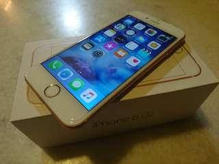 Iphone 6s Fullset Rosegold